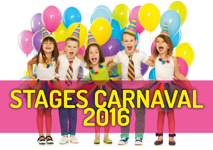 Stages carnaval 2016